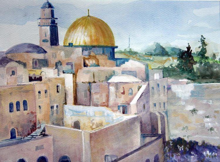 ¿Qué hace a la tierra de Israel sagrada?