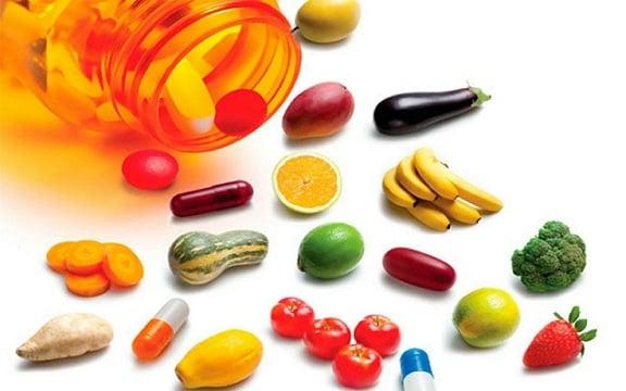 Centro Médico Cedars-Sinai: Vitaminas y suplementos