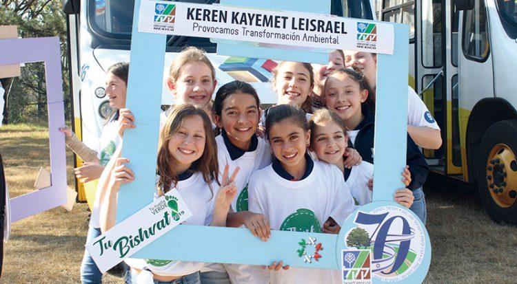 La huella de Carbono y Tu Bishvat: Una nueva mirada con Keren Kayemet LeIsrael