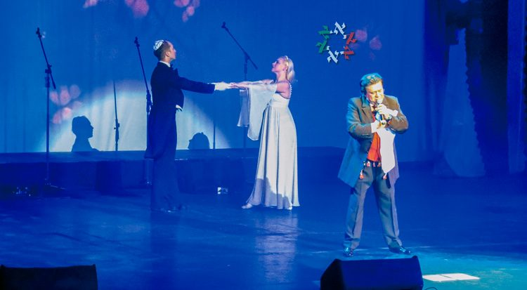 'Melodías del Shtetl' despierta nostalgia en el 5º Festival Lejaim