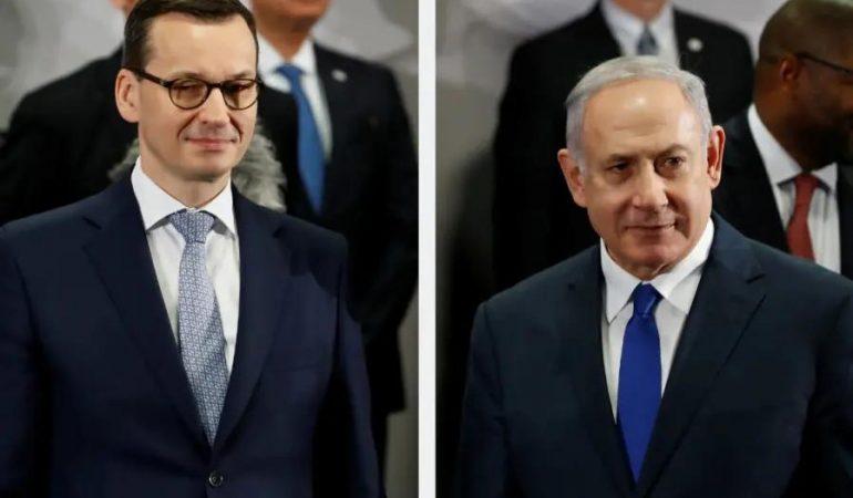 Cancelan Cumbre del Grupo Visegrado en Jerusalén en medio de nueva crisis diplomática con Polonia