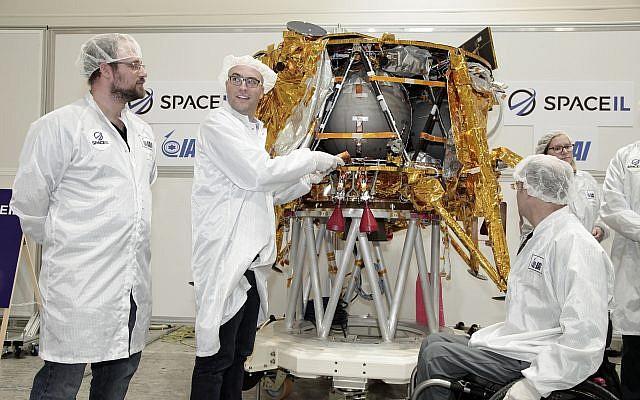 Israel es el 4º país que aterrizará en la Luna