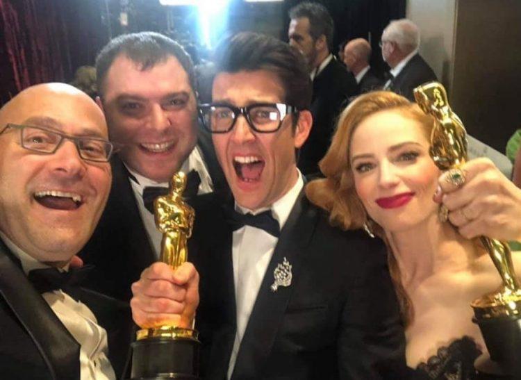 Director israelí gana Oscar a Mejor Cortometraje de Ficción, evoca el Holocausto al recibir premio