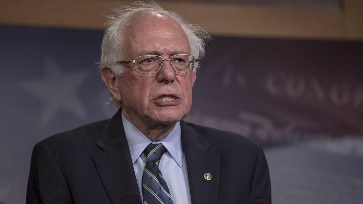 Bernie Sanders buscará de nuevo la presidencia de EE.UU.