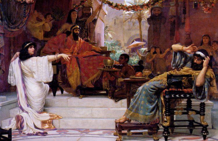 Meguilat Esther. El rey Ajachverosh y el rey Salomón