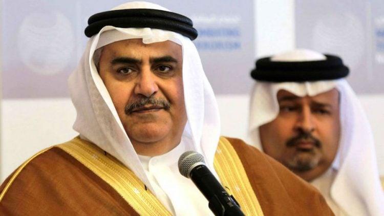 "Baréin cree que lazos con Israel se normalizarán ""eventualmente"""