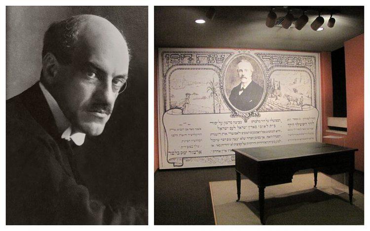 Un curioso triángulo amoroso estimuló al gabinete del Reino Unido a aprobar la Declaración Balfour