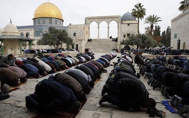 Jordania otorga a los palestinos mayor papel en la gestión del Monte del Templo