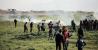 Cerca de 8 mil palestinos se manifiestan en Gaza contra Israel