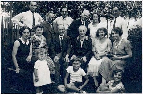 """""""Las Cartas de los Ausentes"""", los últimos judíos que huyeron del terror nazi"""