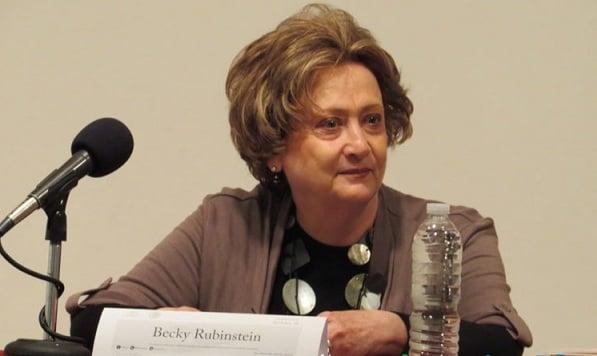 Libro de Becky Rubinstein obtiene el Premio Fundación Cuatrogatos