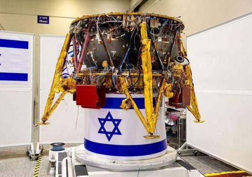 Israel, de las cenizas a la Luna. 10 datos sobre la misión espacial judía de esta noche