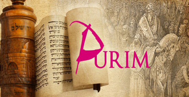 Guía de Purim con Meguilat Esther
