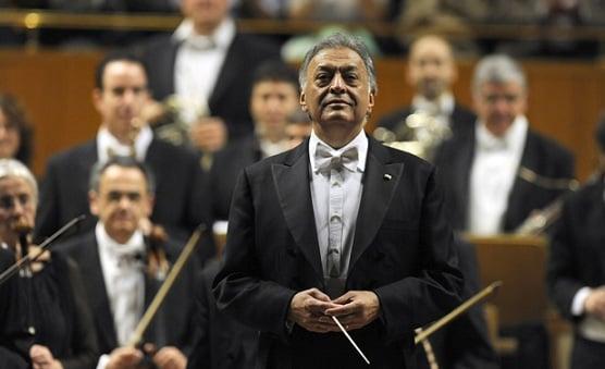Organizarán emotivo homenaje musical a Zubin Mehta