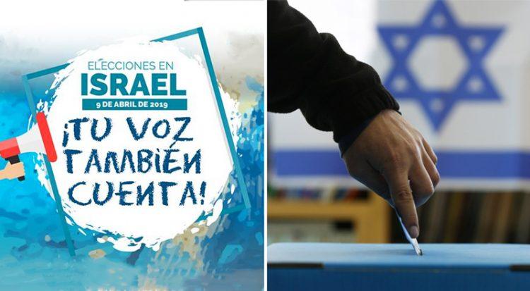Organizan simulacro electoral Israelí en América Latina
