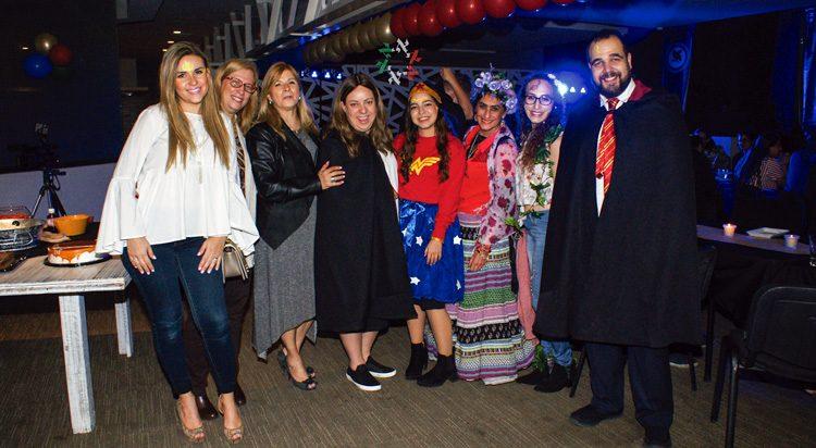 Fiesta de Purim en la 'Sefa': a quitarse la máscara
