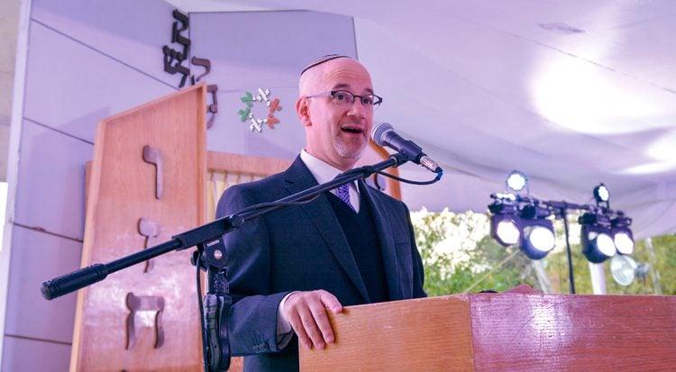 ¡Celebramos el primer Kabalat Shabat en Bet El Bosques!
