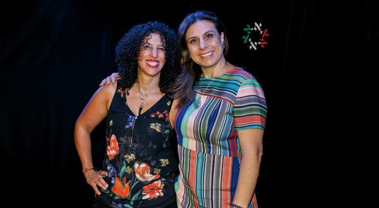 """""""La felicidad es una elección"""": Turkia y Saadia en el foro Sylvia Pasquel"""