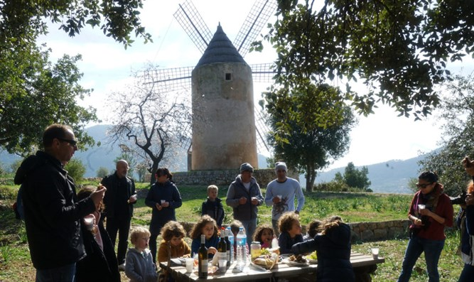 En la isla española de Mallorca, Purim era la fiesta mayor para los judíos perseguidos