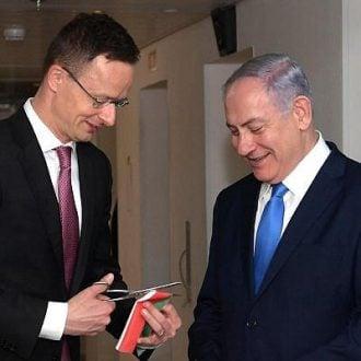 Por primera vez un estado de la UE, Hungría, abre oficina de comercio diplomático en Jerusalén