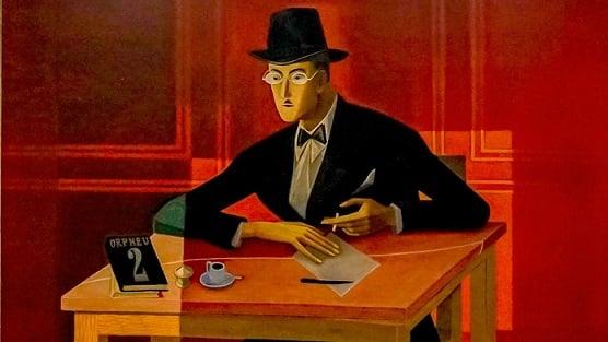Bosque de personajes: Fernando Pessoa