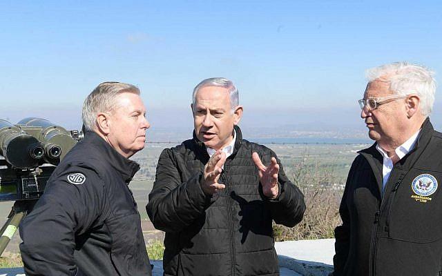 EE.UU. podría anunciar el reconocimiento de los Altos del Golán la próxima semana
