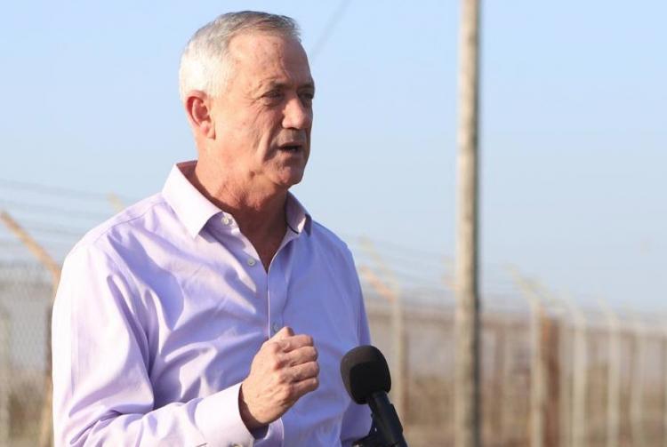 Israel perdió su poder disuasión contra Hamás, acusa Gantz