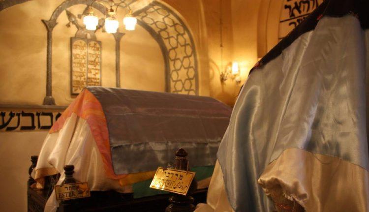 ¿Dónde se encuentra la tumba de la Reina Esther?