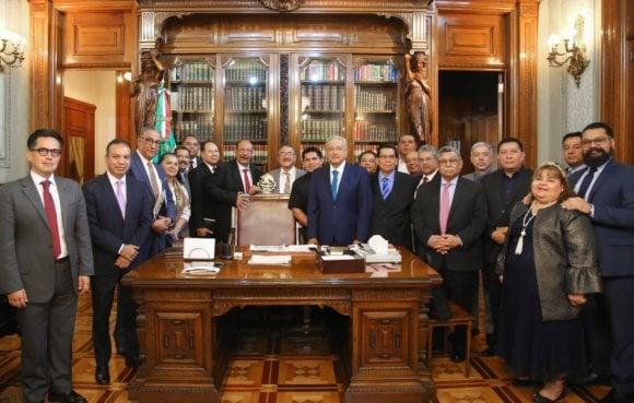 Pastores evangélicos promueven una reforma legislativa