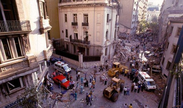 El atentado a la embajada de Israel, 27 años después