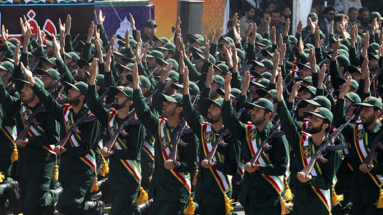 EE.UU. designa a Guardia Revolucionaria de Irán como grupo terrorista