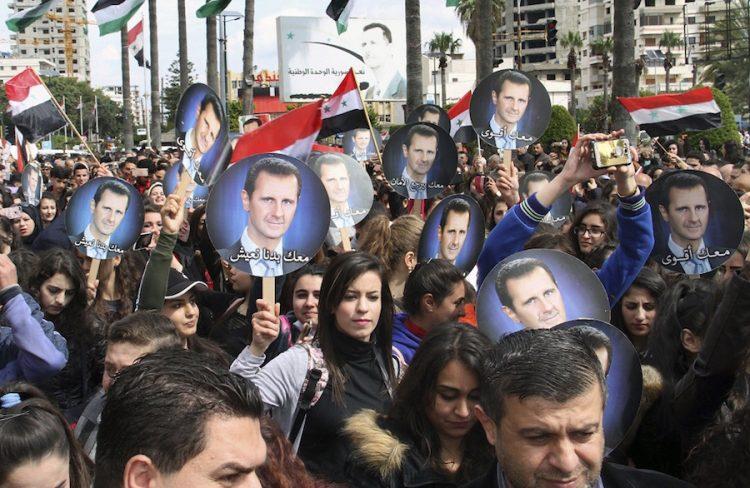 """Siria amenaza con recuperar """"por todos los medios"""" los Altos del Golán"""