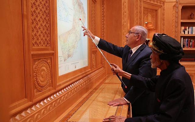 """Netanyahu en mensaje de Pésaj: Israel ahora es admirado por """"el mundo árabe y musulmán"""""""
