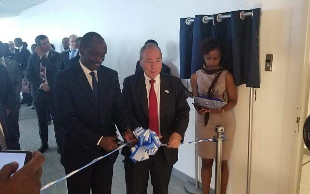 Israel abre embajada en Ruanda