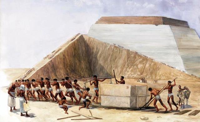 ¿Cómo fue la esclavitud en Egipto?