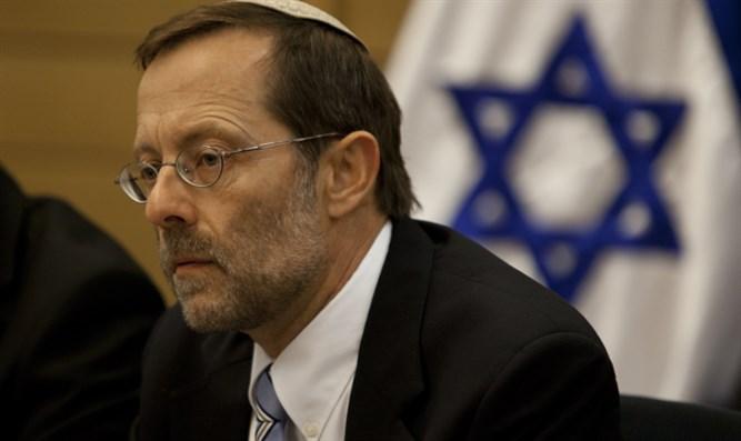 """Jefe de partido político israelí quiere construir el Tercer Templo """"ahora"""""""
