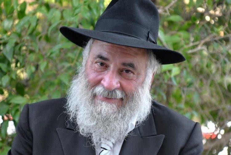 """""""Estuve cara a cara con el asesino terrorista"""": rabino Yisroel Goldstein"""