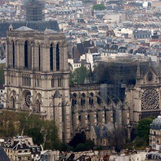 Dos multimillonarias judías donarán 122 mdd para reconstruir Notre Dame