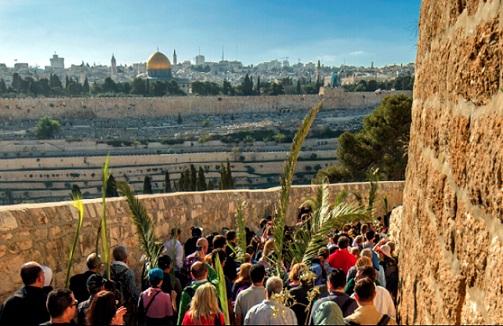 Semana Santa en Israel