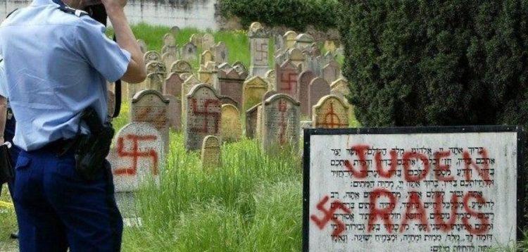 Incidentes antisemitas aumentan un 20% en Alemania en el último año