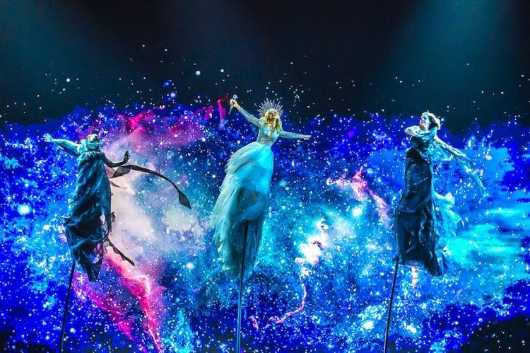 Arranca Eurovision en Tel Aviv con una gran primera semifinal