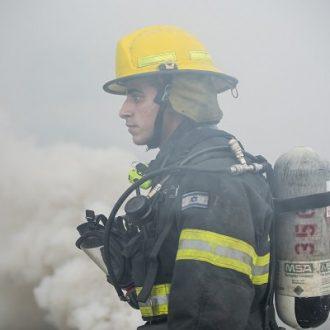 Bajo control la mayoría de incendios que azotaron de nuevo a Israel