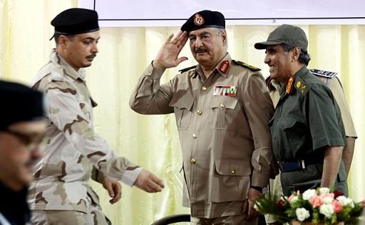 Las luchas de poder árabe están vivas