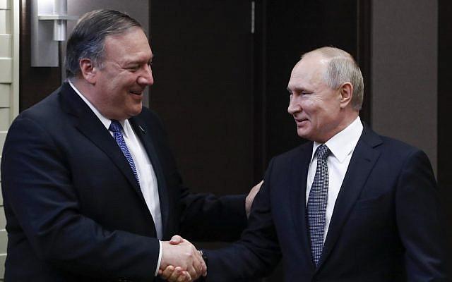 """Putin: Rusia no es un """"cuerpo de bomberos"""" para salvar el acuerdo de Irán"""