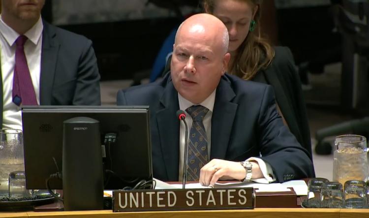 Pide EE.UU. desmantelar a la UNRWA