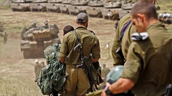 Nuevo cadete en curso israelí de oficiales. Los padres: provenientes de Gaza