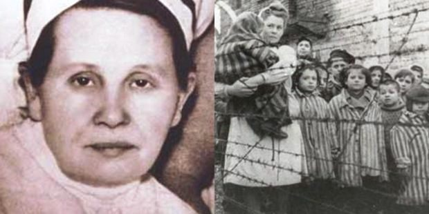 La historia de la mujer que arriesgó su vida para salvar a miles de recién nacidos en Auschwitz