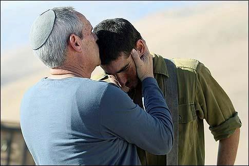¿De qué está hecho un padre judío?