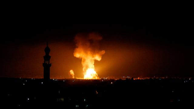 Israel ataca infraestructura terrorista de Hamás tras lanzamiento de cohete contra el sur del país