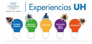 Experiencias UH- Conferencias @ en la Universidad Hebraica